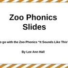 Zoo Phonics Alphabet Song