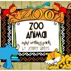 Zoo Mini Writing Pack