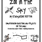 Zoo in the Sky, by J. Mitton, Constellations, Questions an