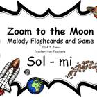 Zoom to the Moon Sol-Mi Melodic Concept Game