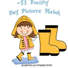 ai rainy day picture match