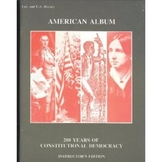 american album (law and us history) Instructors edition
