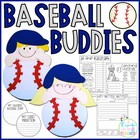 baseball buddies {a craftivity}