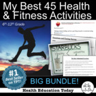 b.f.f. (Be Fit Forever) - My 45 Best Health & Fitness Acti