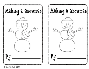 build a snowman book with roll a snowman game