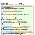 california test