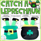 catch a leprechaun {a writing craftivity}