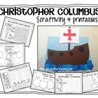 christopher columbus {craftivity &amp; printables}