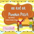 """ee"" and ""ea"" Pumpkin Patch Center"