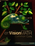 enVision Math Textbook by Pearson Common Core
