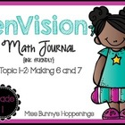 enVision Topic 1-2 Math Journal {Free}