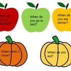 "fall ""when"" questions"