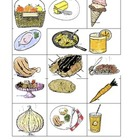 flash cards - pg. 2 -food- 12- small - .doc (7.1 mb)  - Sp