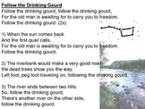 follow the drinking gourd song
