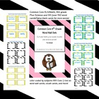 fourth grade common core word wall cards (all 4 subjects)