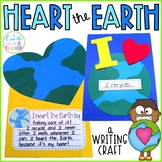 heart the earth {craftivities}