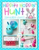 hippity hoppin&#039; hunt {printable clues}