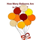 how many balloons???