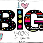 i {heart} big books and i cannot lie Fun Classroom Sign!