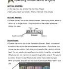 iMovie QuickSheet {A Little Cheat-Sheet for Apple's iMovie