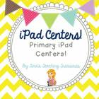 iPad Activities Primary Literacy & Math Ready to Use
