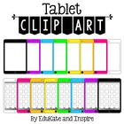 iPad Clip Art Bundle