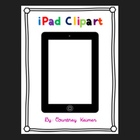 iPad Clipart Back to School *FREEBIE*