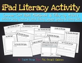 iPad Literacy Creative Writing Activity {Primary Grades}