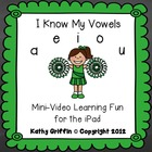 iPad iPod iPhone I Know My Vowels