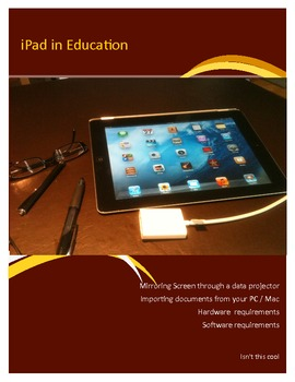 iPad integration into Education