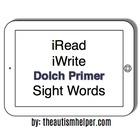 iRead Dolch Primer Sight Words - Worksheets &amp; Flashcards
