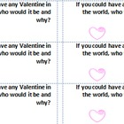 journal prompts valentines day