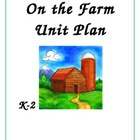 k-2 Fall Farm Unit Plan