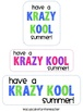 krazy kool {printable gift tags freebie}