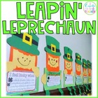 leapin&#039; leprechaun! {a st. patrick&#039;s day craftivity}