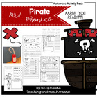 learning /ar/ with pirate fun ( phonics unit )
