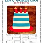 let&#039;s celebrate {a craftivity}