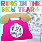 let's ring in the new year {a craftivity}