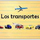 los transportes- transport spanish