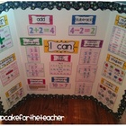 math center starter kit! {printables}