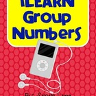 mp3 group numbers