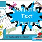 nonfiction text structures introduction powerpoint nonfiction