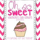 oh so sweet valentine&#039;s day centers {literacy}