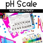 pH Scale Sort