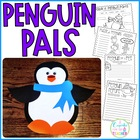 penguin pals {craftivity & printables}