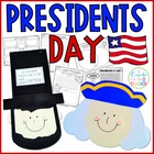 president&#039;s day {craftivities: Washington &amp; Lincoln}