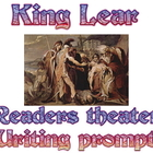 Readers theater package - King Lear