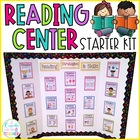 reading center starter kit! {printables}