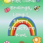 s, ed, ing: Inflectional Endings, Story Structure, Long i review