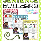 sentence builders {printables!} the BUNDLE